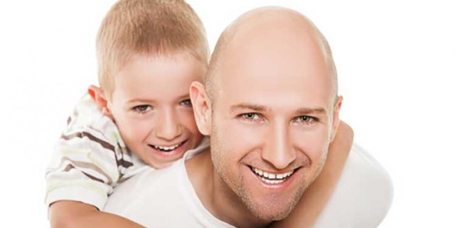 Queda de cabelo hereditária